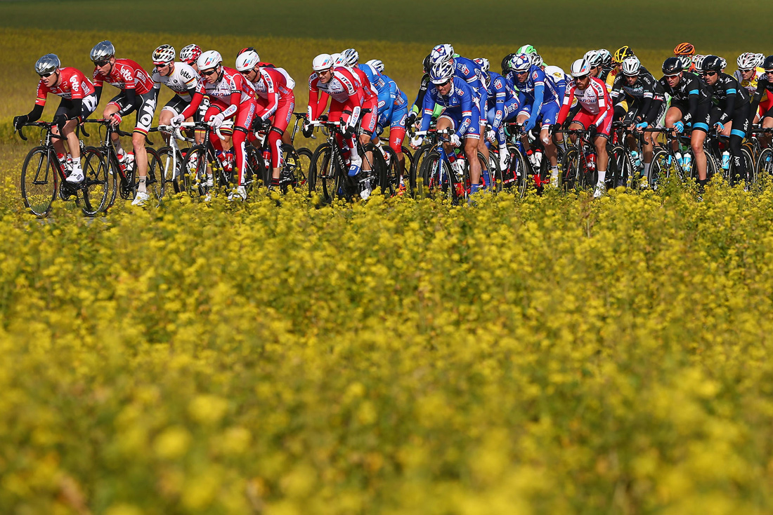 Kuurne-Brussels-Kuurne race, Belgium, March 2014