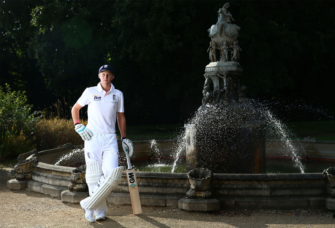 Joe Root, Nottingham, October 2013