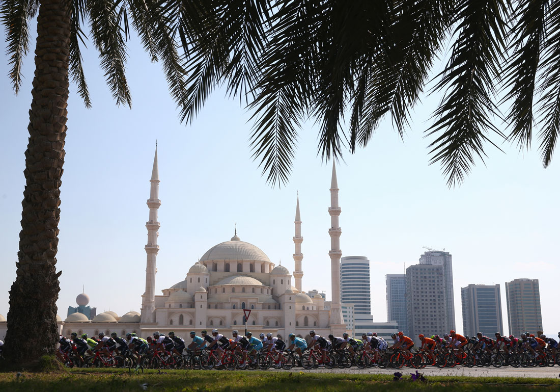 Tour of Dubai, 3rd February 2016