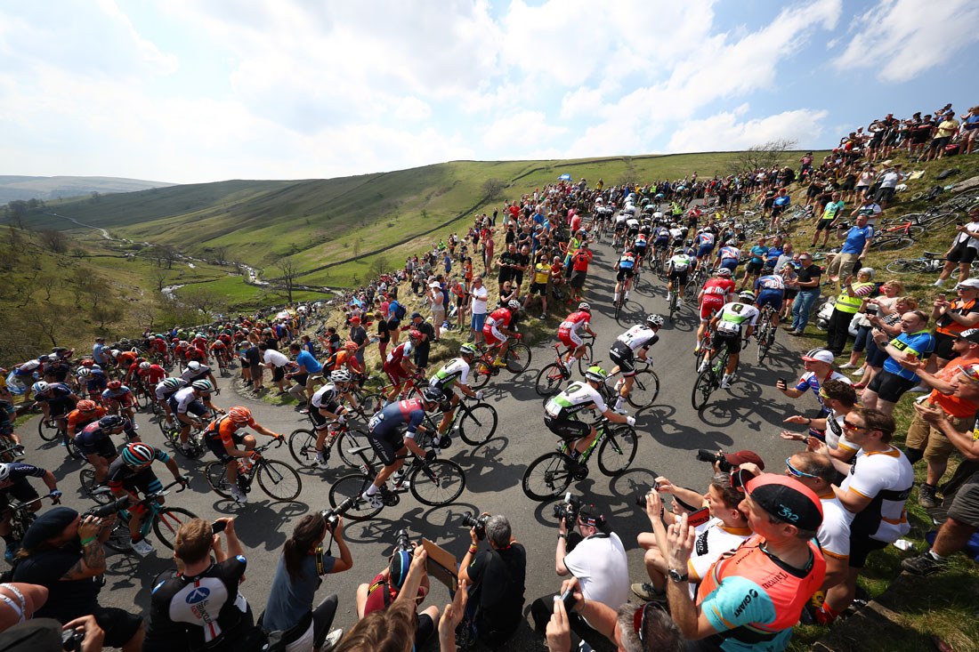 Cote de Park Rash, Stage 4 Tour de Yorkshire, May 2018