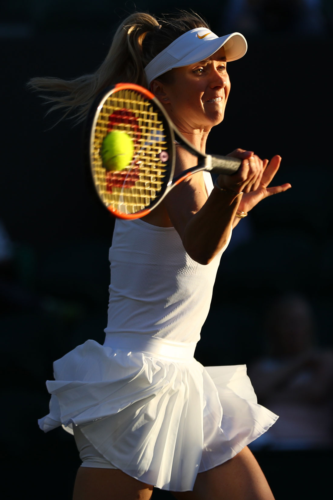 Elina Suitolina of Ukraine, Wimbledon Championships, 3 July 2018